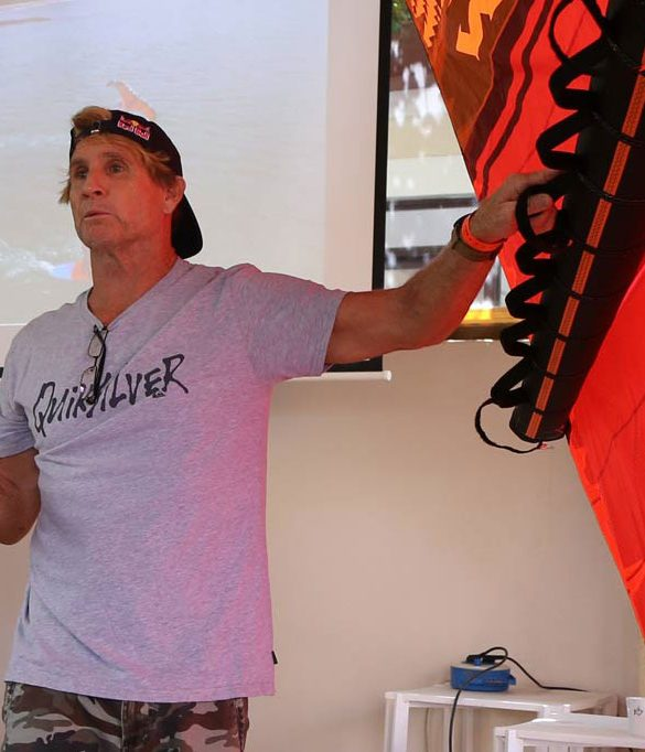 Robby Naish Wing-Surfer interview