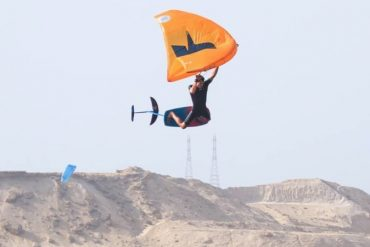 Huge Air in Dakhla