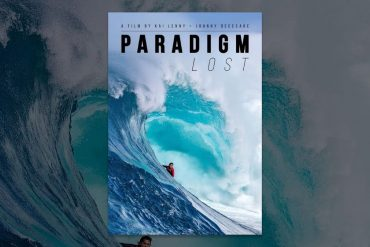DVD cover of Paradigm Lost