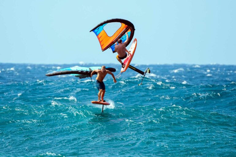 Naish S25 Wing-Surfer product launch