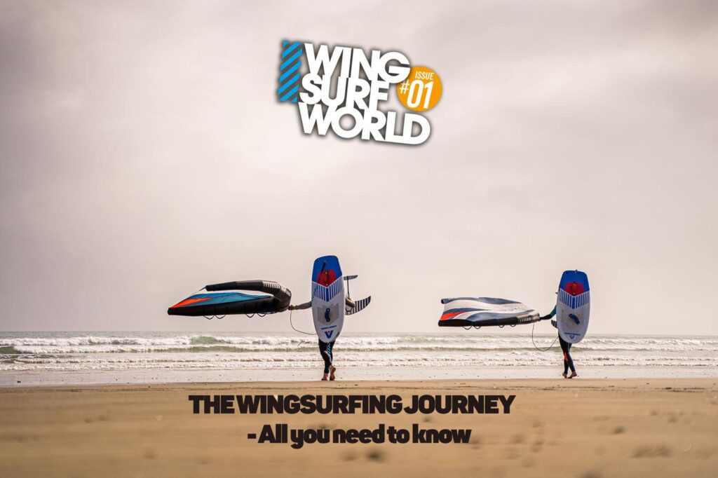 THE WINGSURFING JOURNEY