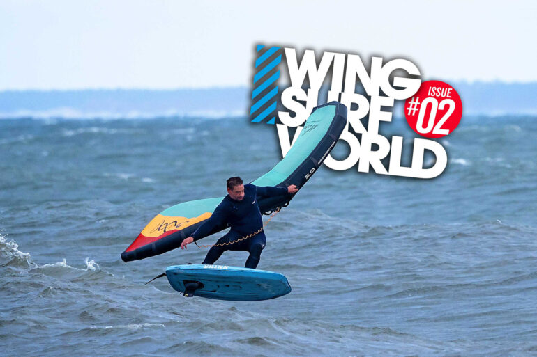 Wing Surf World wing foiling magazine issue 02