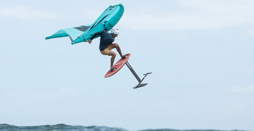 F-ONE Strike interview with Raphael Salles