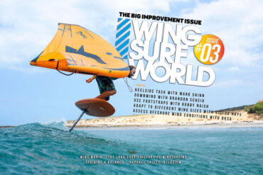 Wing surf world cover issue 3
