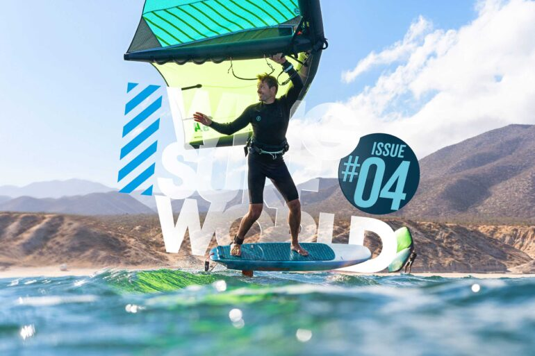Wing Surf World issue 04 cover