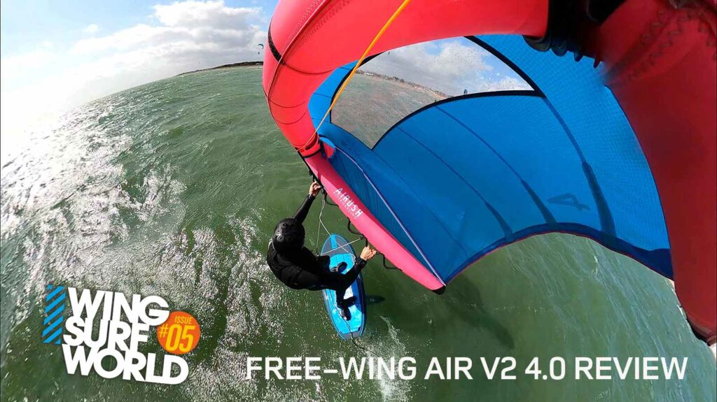 Free-Wing Air V2 4 wing review